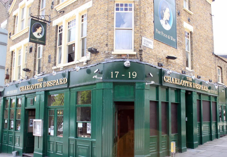The Charlotte Despard Pub