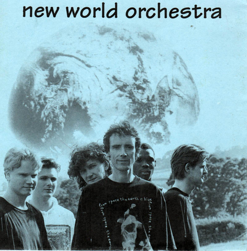 New World Orchestra - CD Cover